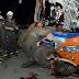 สดสลด!!รถทัวร์ชนช้างป่าเสียชีวิต (คลิป)
