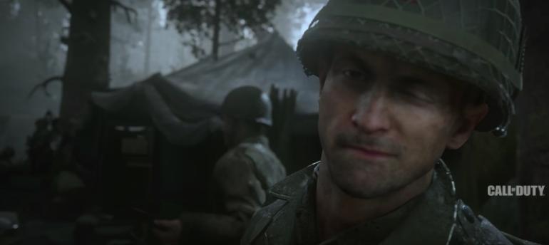 Call of Duty WWII no tendrá regeneración de salud automática