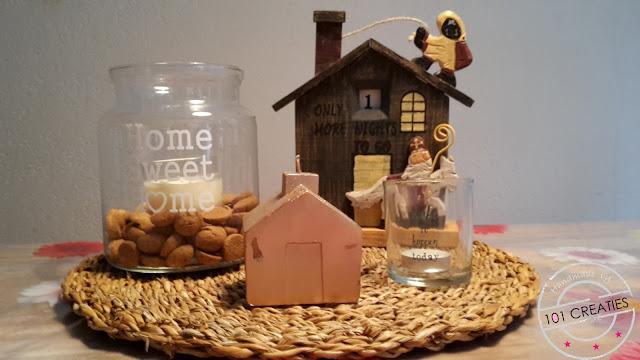 Tip voor decoratie Sinterklaas