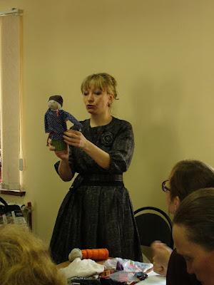 елена платонова народные куклы