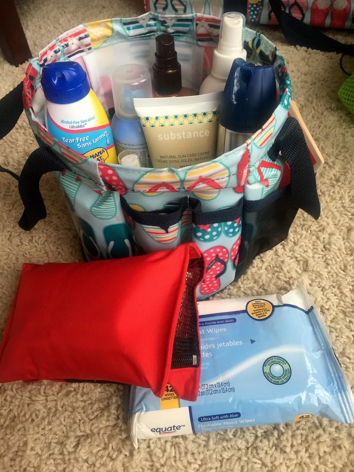 Road Trip Tips Pack The Perfect Beach Bag Organized Creative Mom