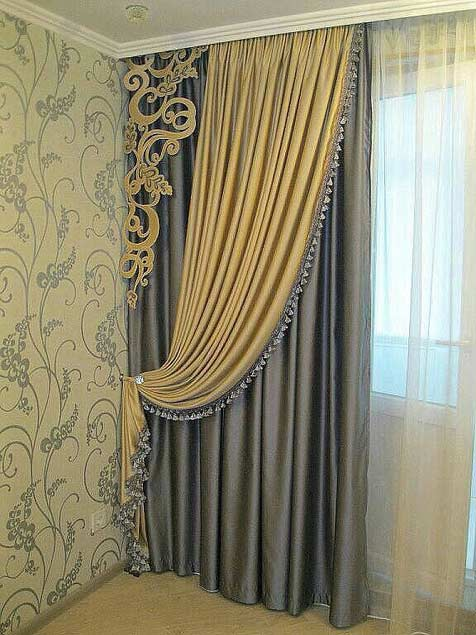 Merveilleux Stylish Curtain Designs And Ideas For Living Room 2019, Curtains 2019