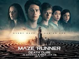 Sinopsis Film Maze Runner The Death Cure (2018) Review,Daftar Pemain dan Trailer