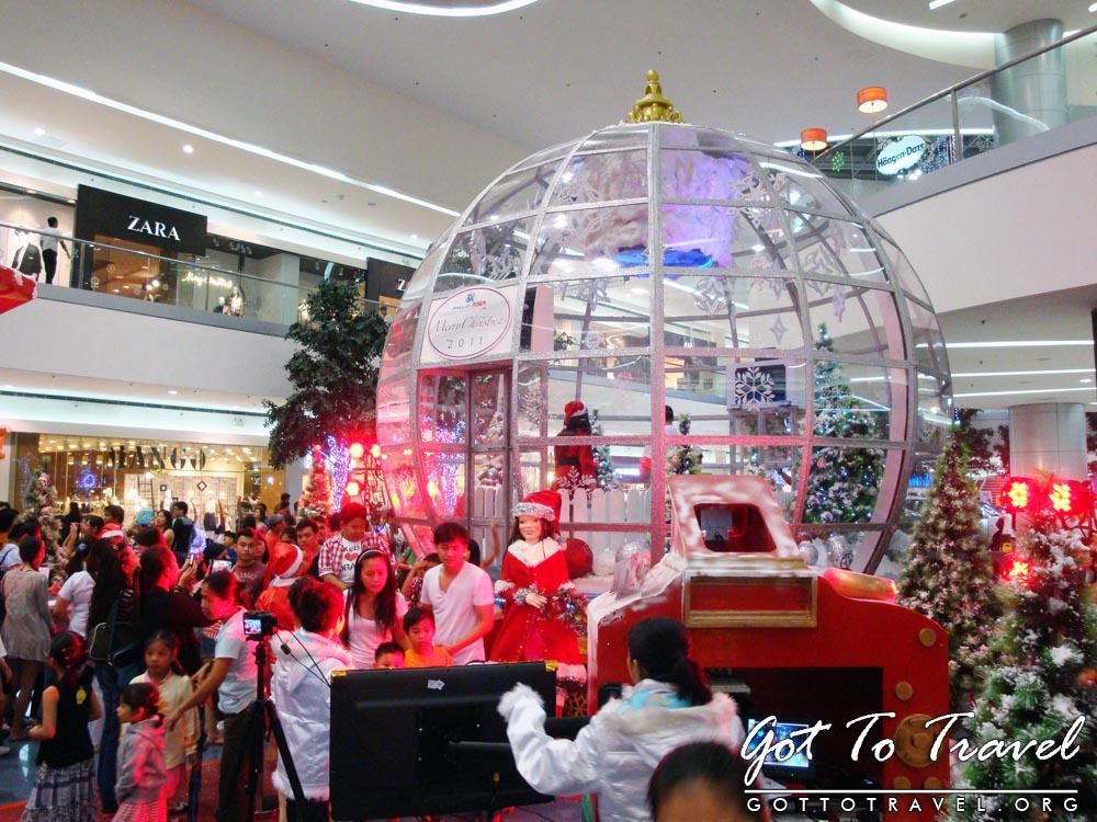 Sm Mall Of Asia Christmas Winter Wonderland Got To Travel