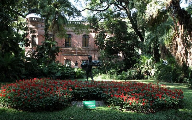 Bosques de palermo em buenos aires dicas da argentina for Jardines galileo