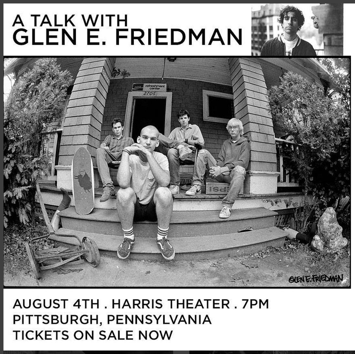 Just Announced: I'm Doing A Talk In Pittsburgh August 4th