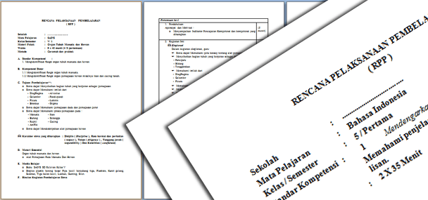 Perangkat Pembelajaran SD Kelas 1 2 3 4 5 6 KTSP Lengkap