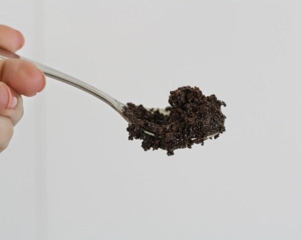 kuorinta-aine kookosöljy ja kahvi