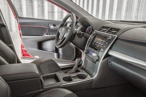 toyota camry 2015 9 -  - Đánh giá Toyota Camry 2015 phiên bản ra mắt thị trường Mỹ