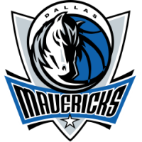 Logo NBA Team Dallas Mavericks