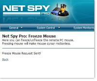 Freeze Mouse