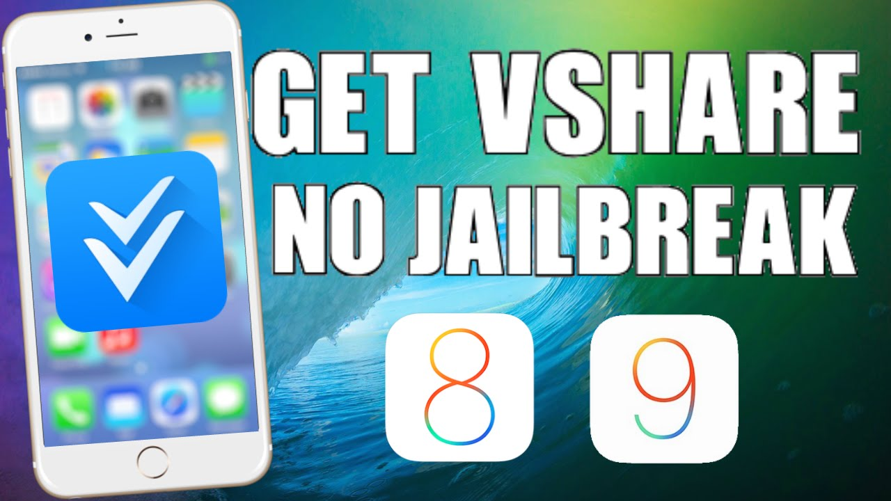 Install vShare on iOS 8-9,9 1 without Jailbreak - World