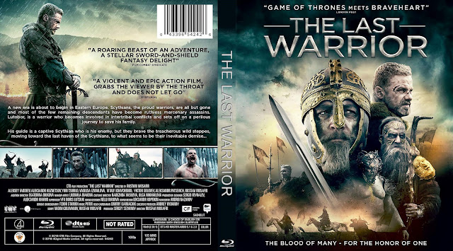 The Last Warrior Bluray