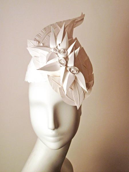 Creative Paper Eyelashes And Cool Paper Wigs