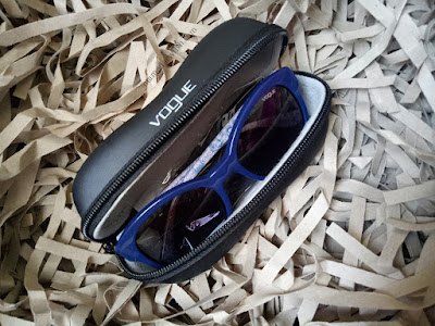 VOGUE Night Blue Sunglasses V027958F 23254C