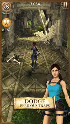 Lara Croft Relic Run v1.8.88 MOD APK+DATA
