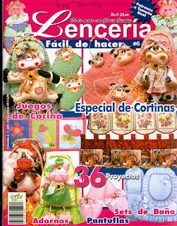 Lenceria Nro. 6 – Especial Cortinas