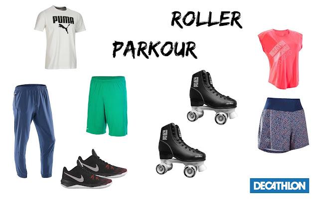 PARKOUR-ROLLER-EQUIPACION-DECATHLON