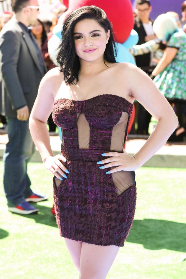 """Ariel Winter at the premiere of """"The Smurfs and the Lost Village"""""""