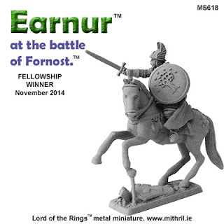 Earnur, at the Battle of Fornost.
