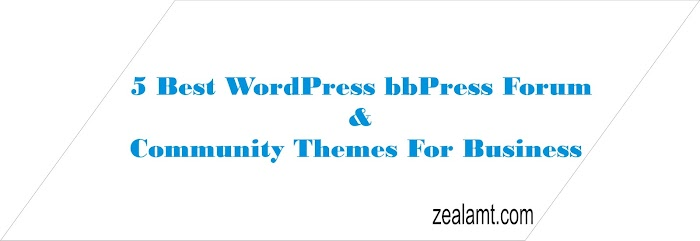 5 Best WordPress bbPress Forum & Community Themes For Business