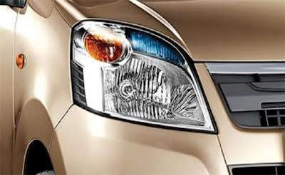 Maruti Suzuki WagonR Headlight picture