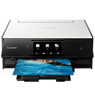 Canon PIXMA TS9020 Printer Driver