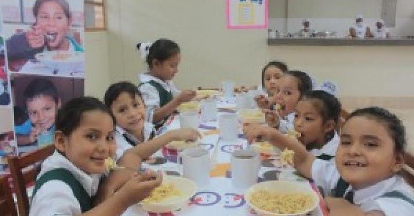 QALI WARMA: Programa Social inicia en San Martín servicio alimentario escolar para atender a más de 170 mil niñas y niños - www.qaliwarma.gob.pe