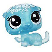 Littlest Pet Shop Series 4 Frosted Wonderland Multi-Pack Otter (#No#) Pet