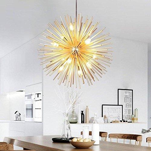 Sputnik kitchen chandelier