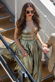Deepika Padukone at Cannes At Martinez el 2018