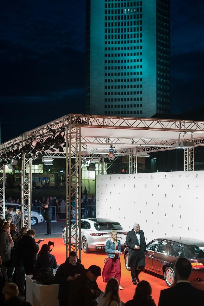Roter Teppich Leipziger Opernball 2017