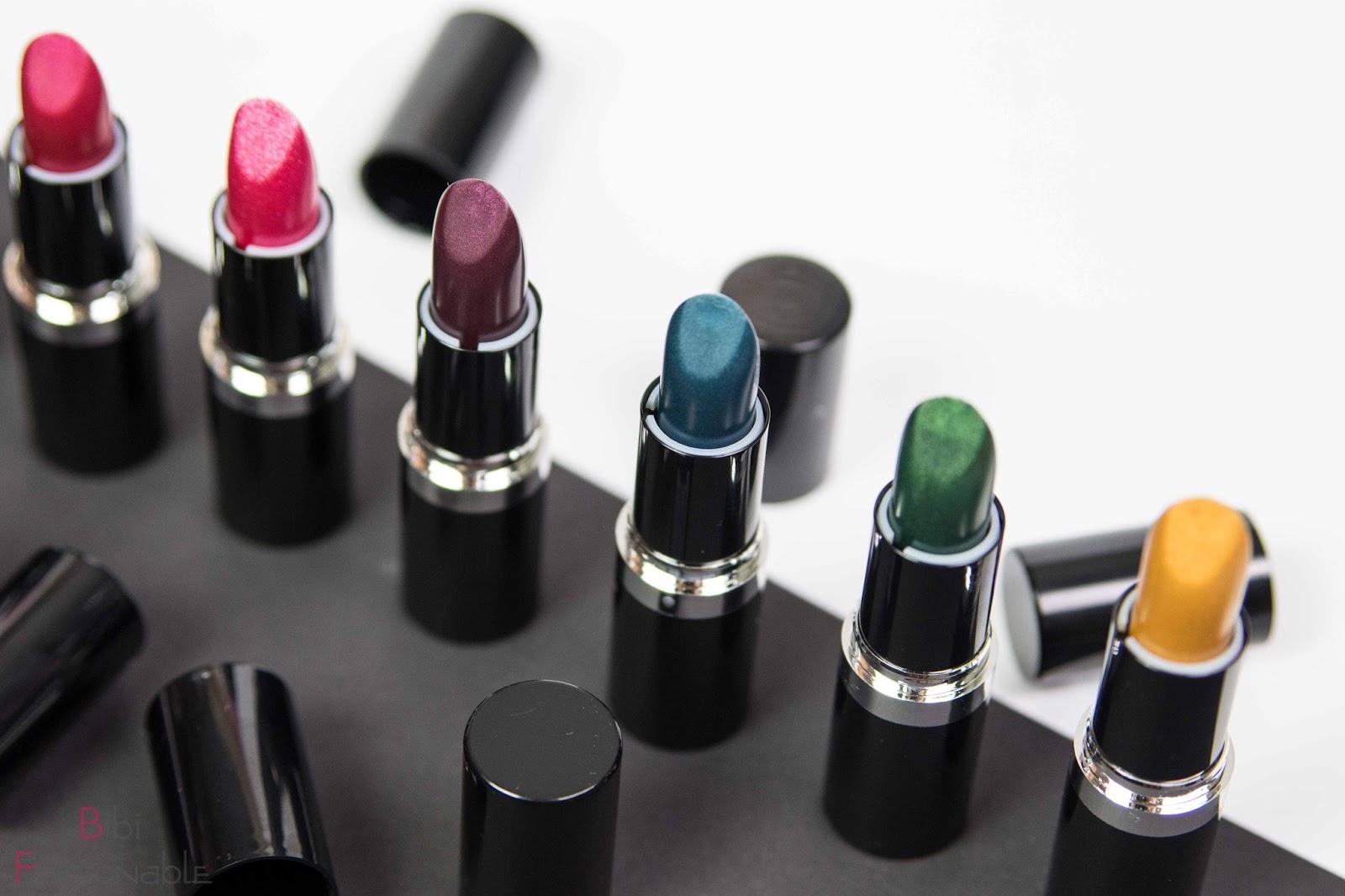 essence metal Shock lipsticks oben