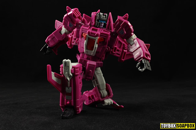 titans return misfire articulation