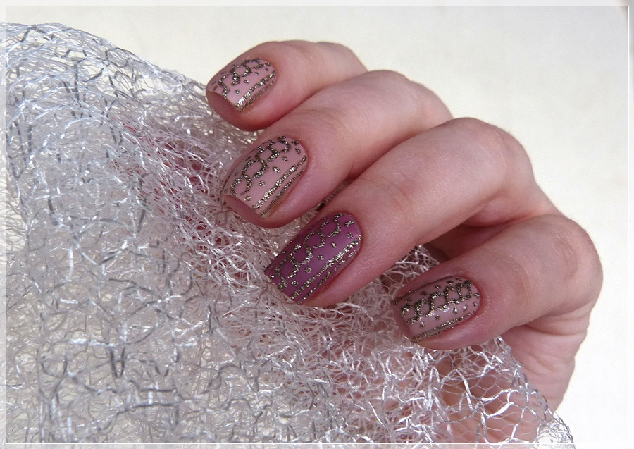 Knit Nails Nailart