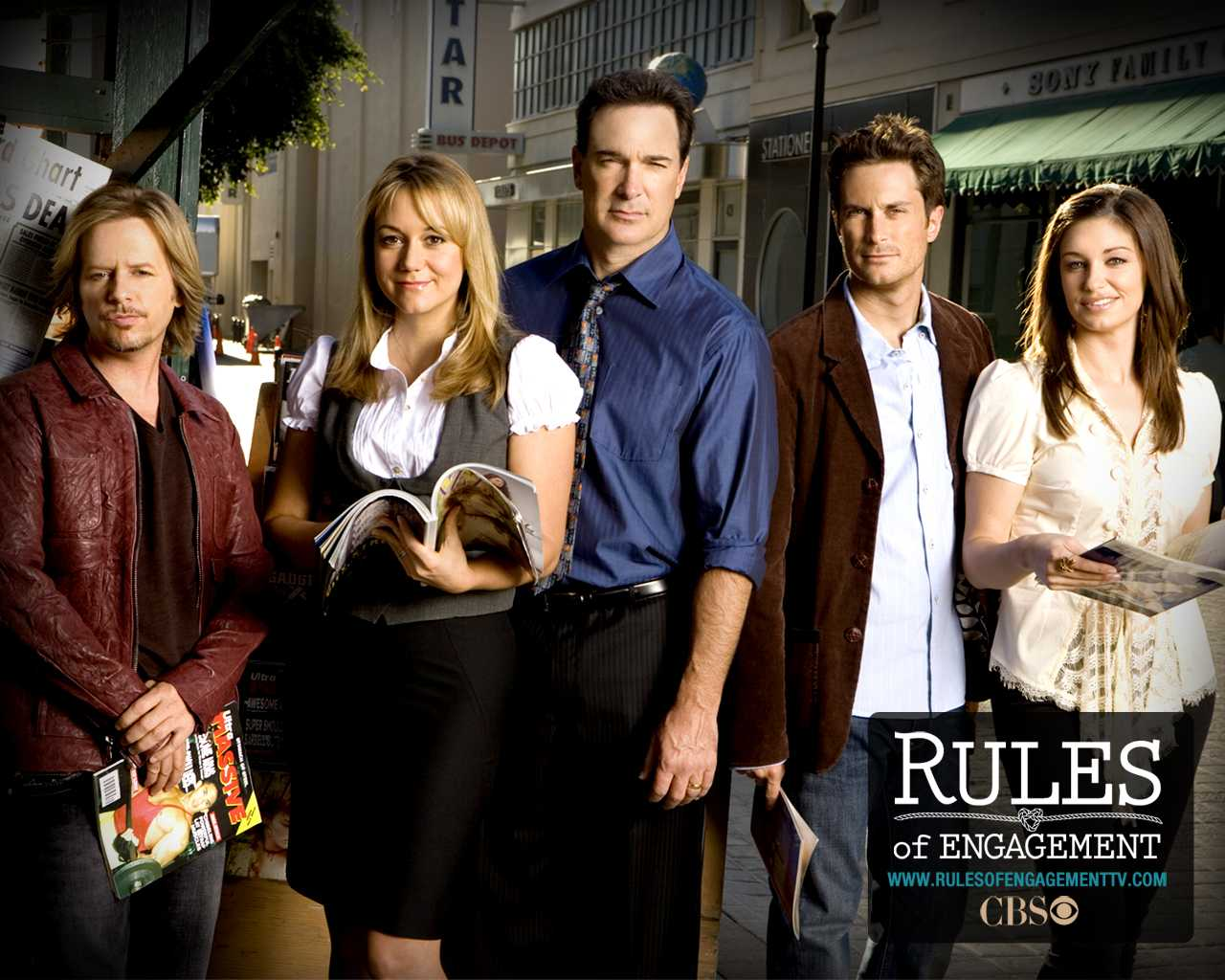 Jeff Rules Of Engagement Quotes: Music N' More: Rules Of Engagement