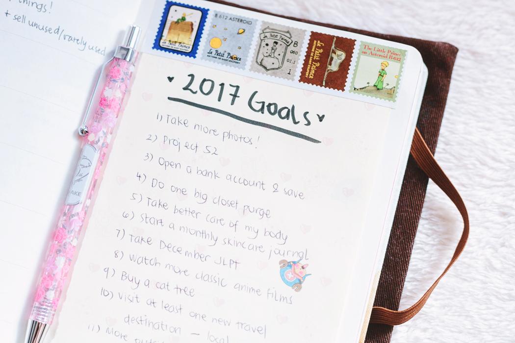 2017 goals | chainyan.co