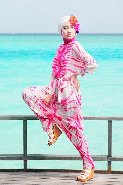 model baju renang muslimah