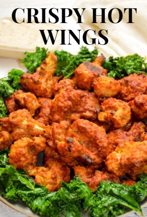 Crispy Hot Wings