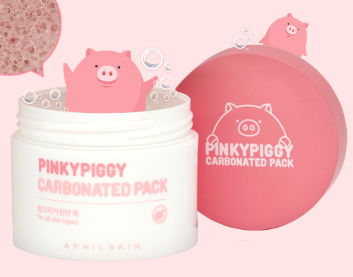 Pink Piggy Carbonated Pack