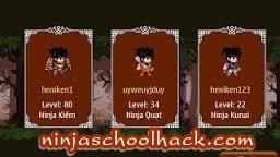hack level ngoc rong online