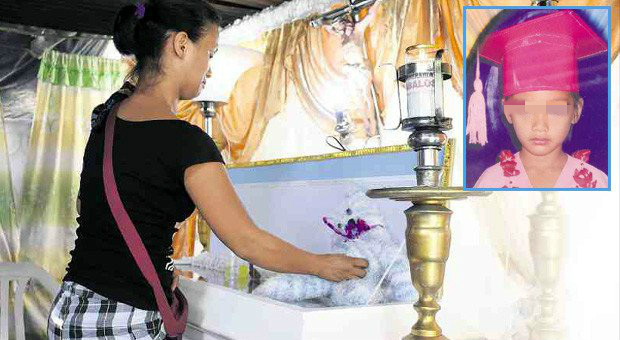 5-yr-old girl killed in Dagupan City drug war