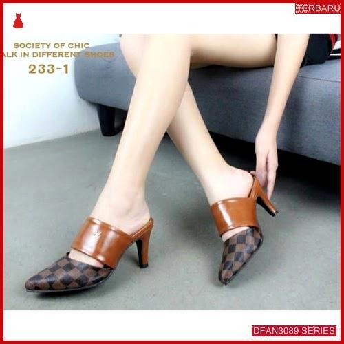 DFAN3089S110 Sepatu Fr07 High Hils Wanita Sepatu Hak BMGShop