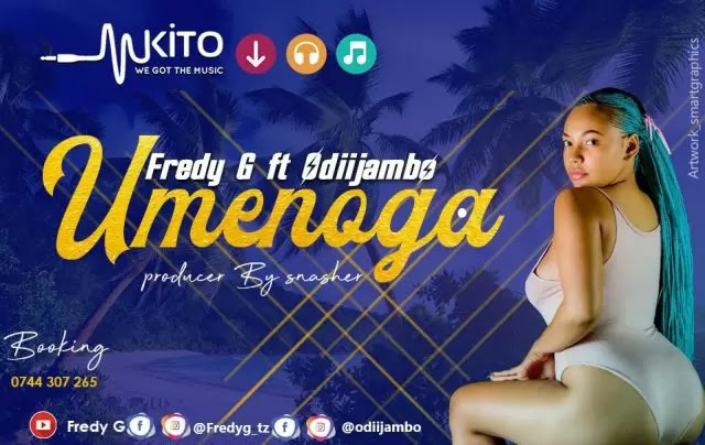 Download Audio | Fred G ft Odiijambo - Umenoga