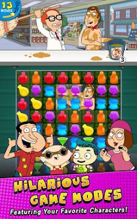 Game Family Guy - Another Freakin' Mobile v1.9.22 Mod Apk  2