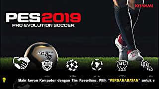 PES 2019 Android Offline 880 MB Best Graphics