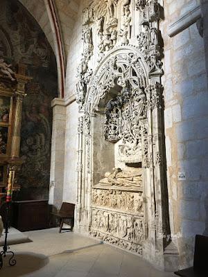 Catedral Zamora Capilla Doctor Grado