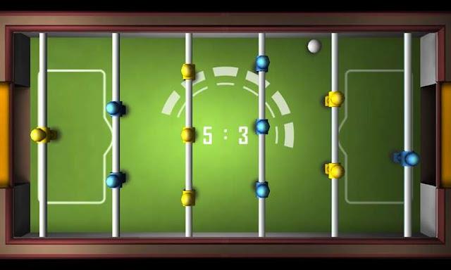 Foosball WCG