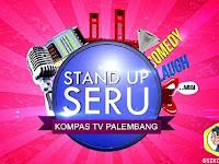 Juju Onyols (@sikonyols) Tapping STAND UP SERU KOMPAS TV!