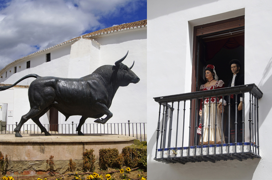 Ynas Reise Blog | Spanien | Ronda | Stier